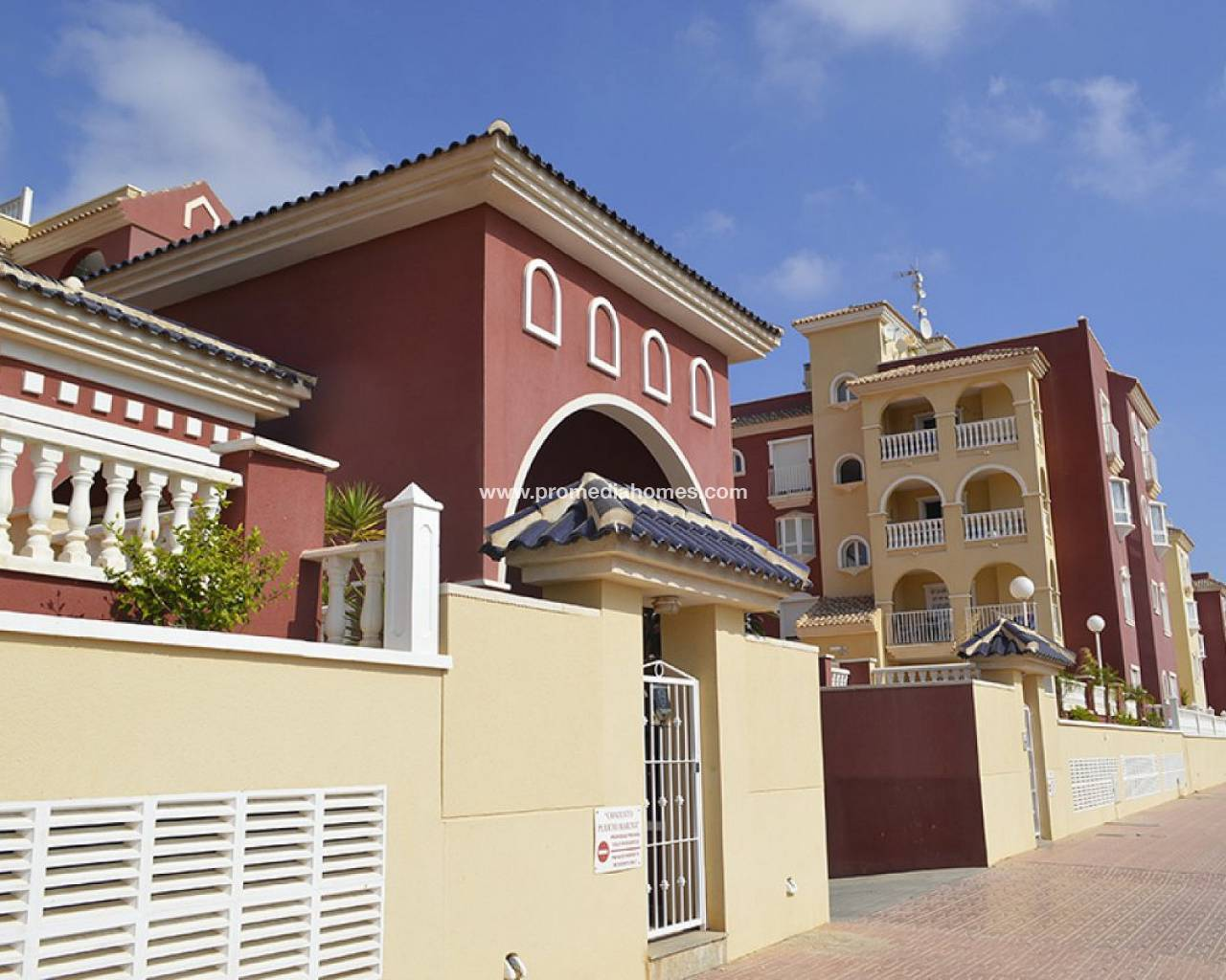 Apartment for sale in Los Alcazares close to beach