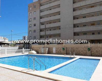 Apartment - Resale - Torrevieja - Calas Blancas