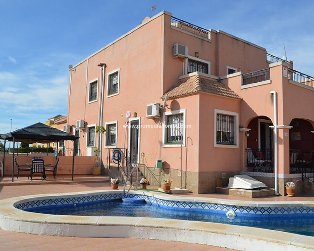 Begagnat - Duplex - Los Montesinos