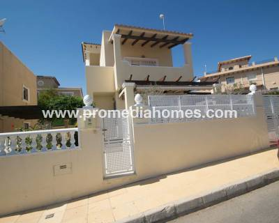 Detached Villa - Resale - Orihuela Costa - Res. Las Filipinas