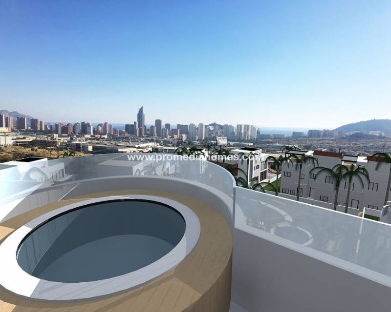 Duplex - New Build - Benidorm - Benidorm