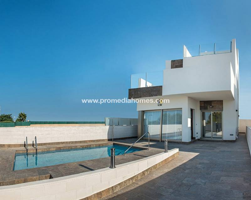 Duplex - New Build - Orihuela Costa - Orihuela Costa