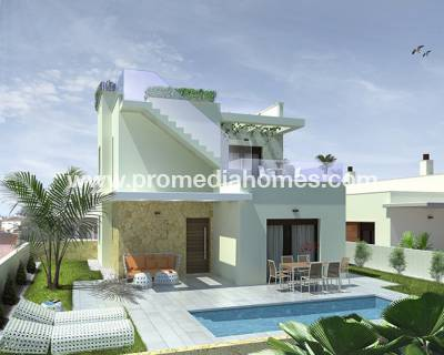 Duplex - New Build - Rojales - Rojales