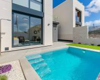 Modern new build villa in Orihuela Costa