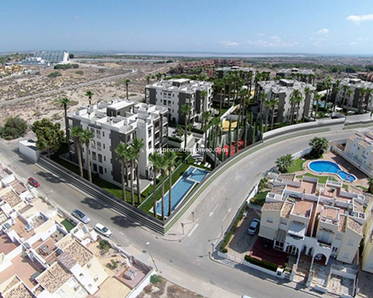 New Build Apartment in Orihuela Costa