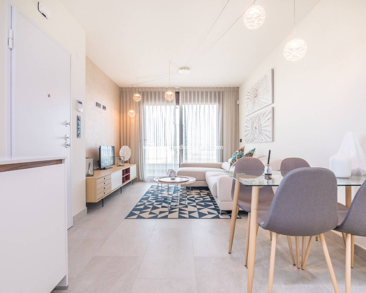 New Build Bungalow in Torrevieja