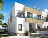 New Build Duplex for sale in Orihuela Costa