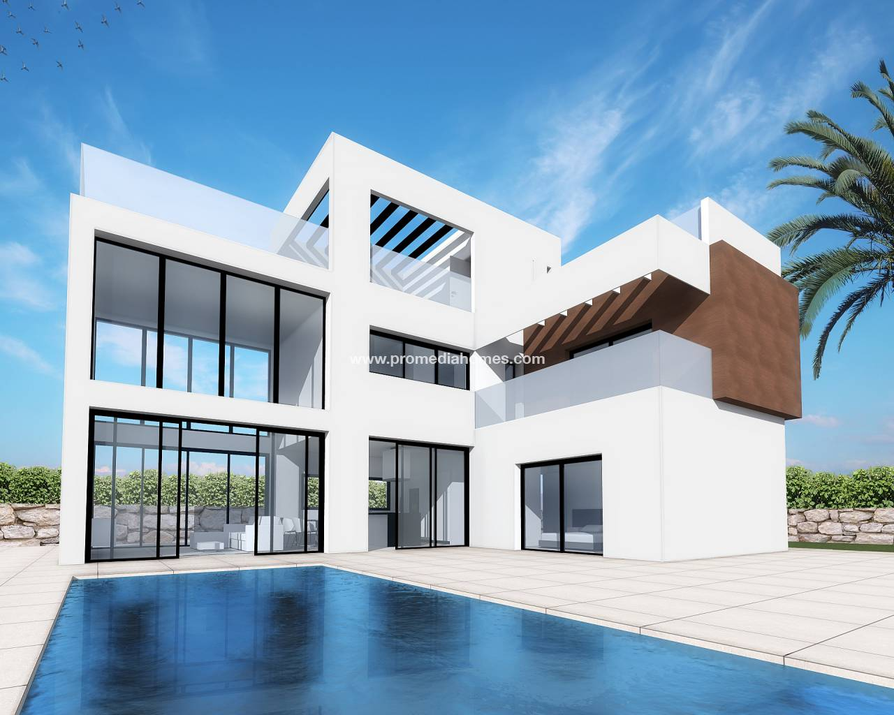 New Build - Villa - Benidorm