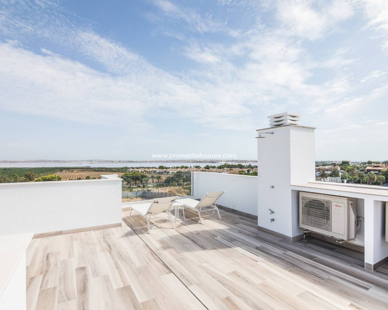 New build villa in Torrevieja