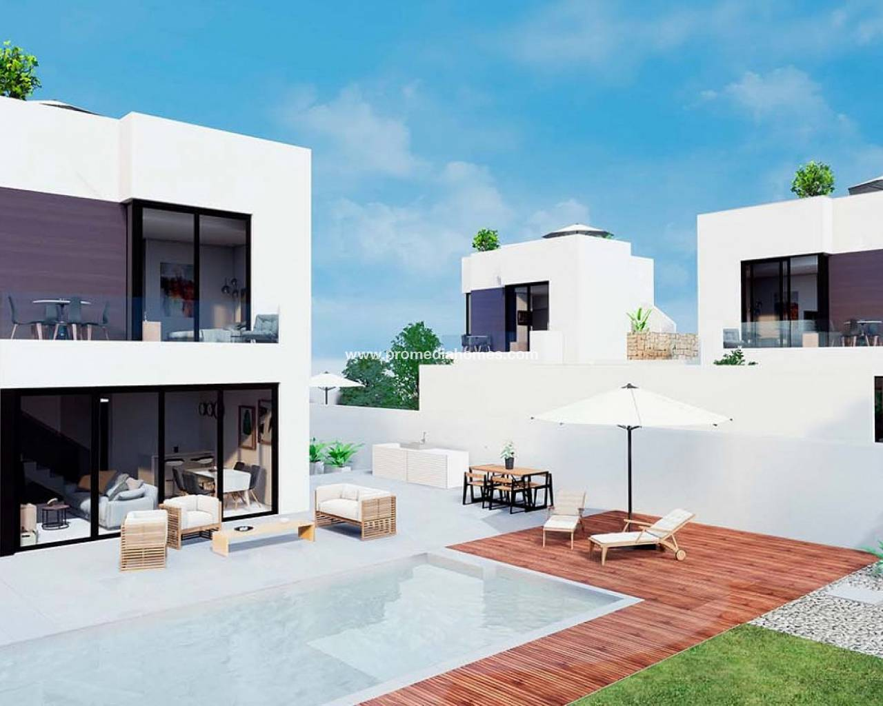 New Build - Villa - Torrevieja