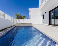 New Build villa with pool for sale in Los Montesinos