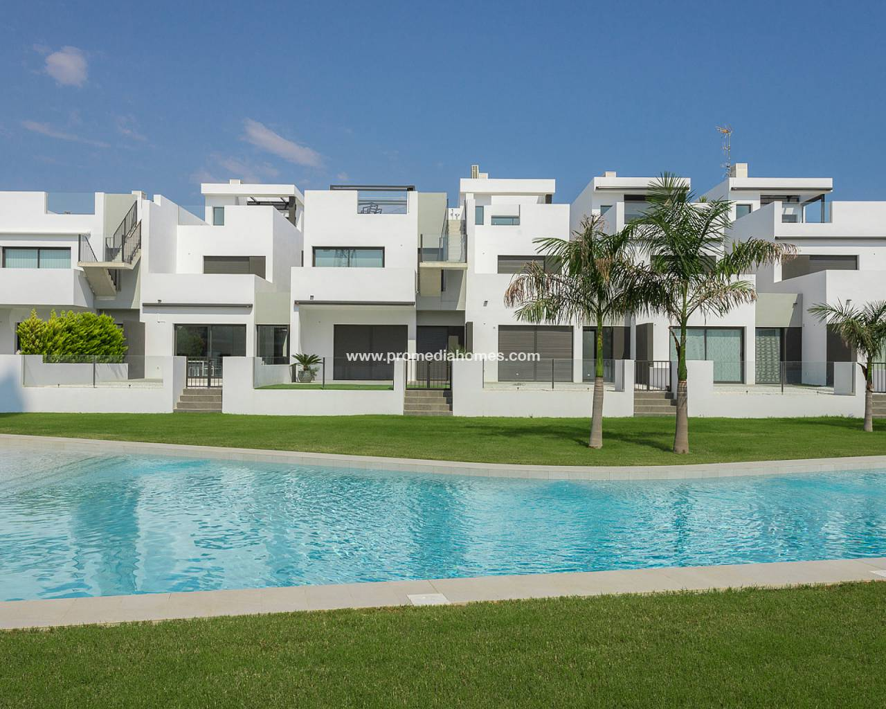New Bungalow for sale in Pilar de la Horadada