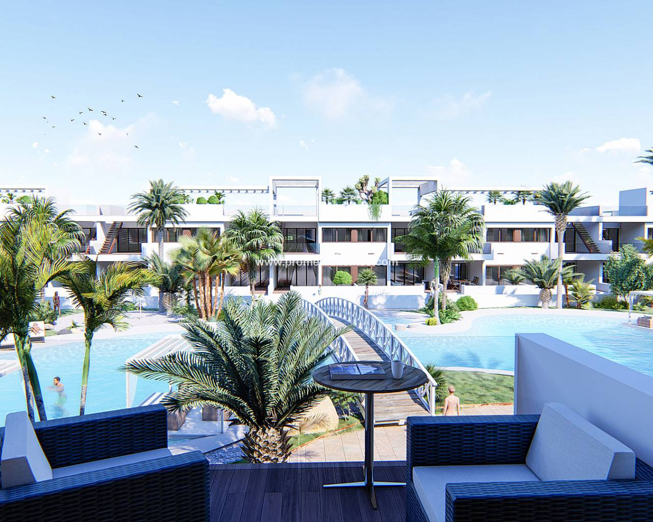 Nybygg - Bungalow - Torrevieja