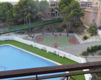 Penthouse with pool for sale in Orihuela Costa