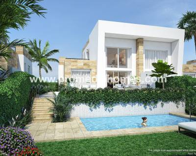 Semi detached - New Build - Algorfa - Algorfa