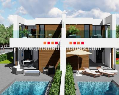 Semi detached - New Build - Benijófar - Benijofar