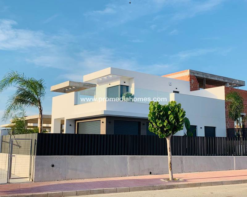 Semi detached - New Build - La Marina - La Marina