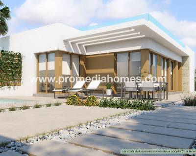 Semi detached - New Build - Orihuela Costa - Orihuela Costa