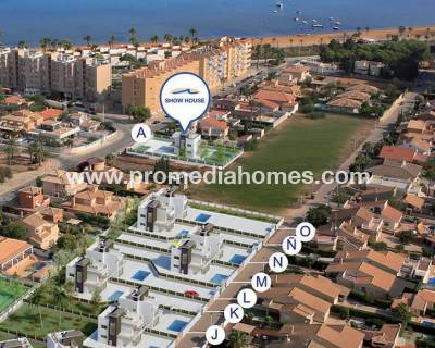 Townhouse - New Build - La Manga del Mar Menor - La Manga
