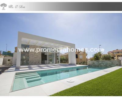 Villa - New Build - Orihuela Costa - Playa Flamenca