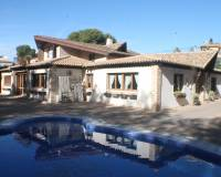 Villa with pool for sale in Algorfa
